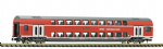 Fleischmann 862807 DBAG Sudostbayernbahn 2nd Class Bi-Level Coach VI